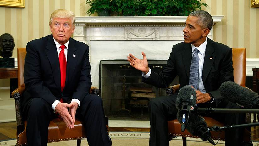 """Donald Trump es un completo idiota"": Un video falso de Obama alerta del peligro de las 'fake news'"