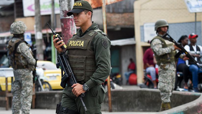 Capturan a lugarteniente de alias 'Guacho' en la frontera entre Colombia y Ecuador