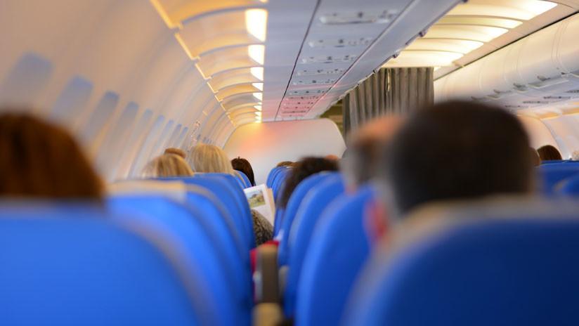 Prepárate para viajar en avión de pie (FOTOS)