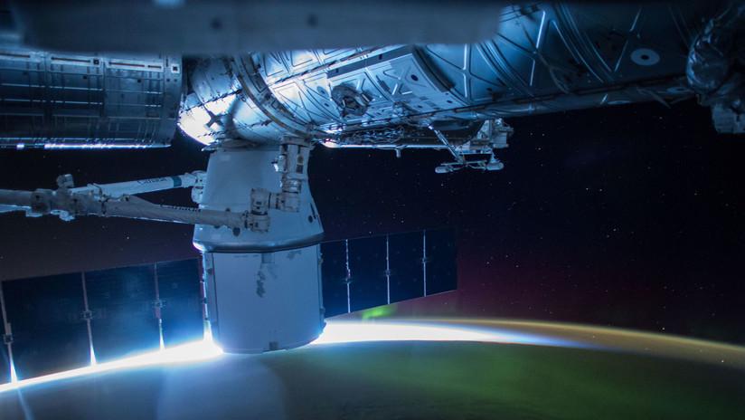 VIDEO: Un paseo en 360º por el espacio en compañía de un cosmonauta