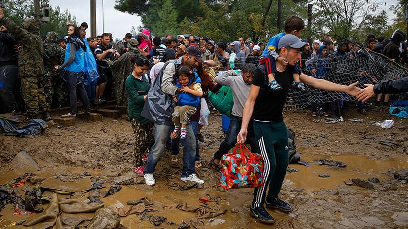EE.UU. sanciona a un grupo delictivo de Siria por tráfico de migrantes