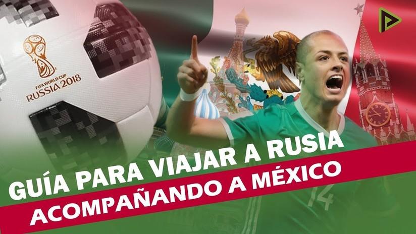 VIDEO: ¿Cómo apoyar a México en el Mundial de Rusia 2018?