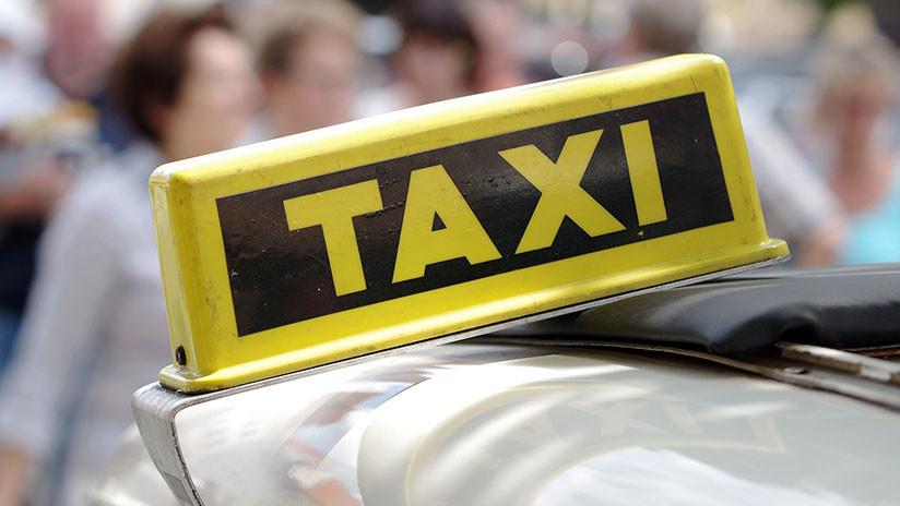 FOTO: Un taxista hace una singular petición a una pasajera y conmueve a toda la Red