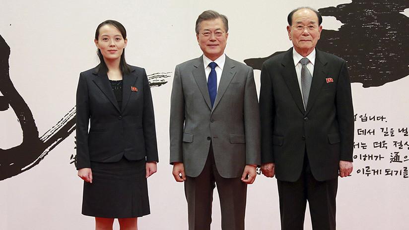 """Presidente de Corea del Sur: """"Hay que tratar de lograr un tratado de paz"""" con Pionyang"""