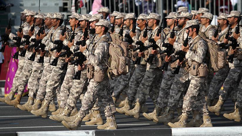 Catar participa en unas maniobras militares en Arabia Saudita en medio del bloqueo diplomático