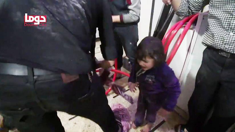 """Zajárova: """"El ataque químico en Duma es una provocación mediática"""""""