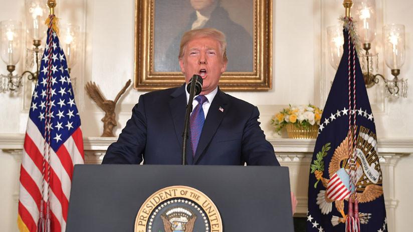 """Trump acusa al gobernador de California de enviar tropas a la frontera mexicana para """"no hacer nada"""""""