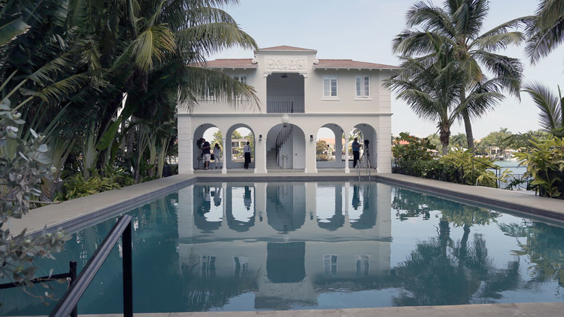 Photos: Al Capone's Mythical House for sale for $ 15 million