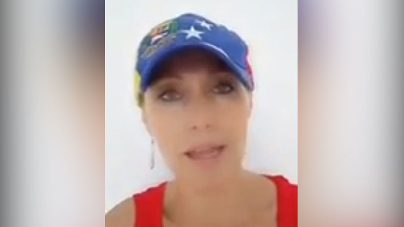 VIDEO: Una mujer recibe insultos en Colombia por caminar con una gorra de Venezuela