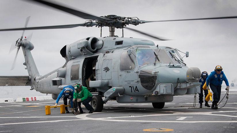 México le compró a EU helicópteros militares por mil 200 mdd