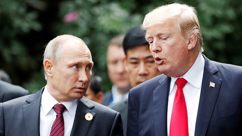 """Lavrov: """"Putin y Trump no permitirán al 100% un choque militar entre Rusia y EE.UU."""""""