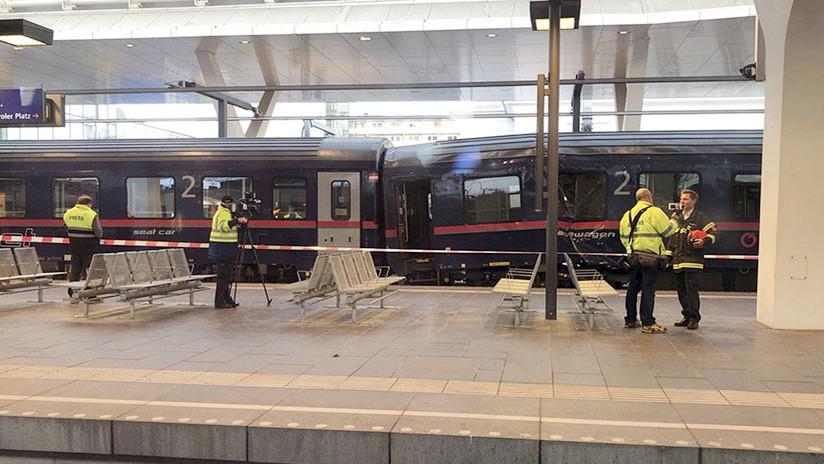 Más de 50 heridos tras la colisión de dos trenes en Austria