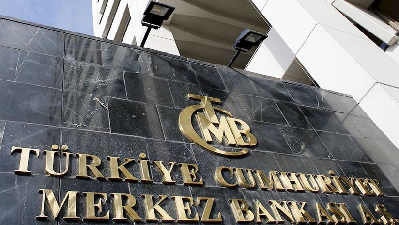 Turquía retira sus reservas de oro de EE.UU.