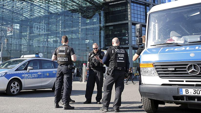 Berlín: Evacúan la estación central de trenes para desactivar una bomba de la Segunda Guerra Mundial