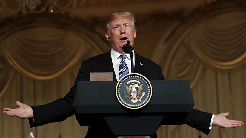 """Trump sobre la subida """"artificial"""" de los precios del petróleo: """"No será aceptado"""""""