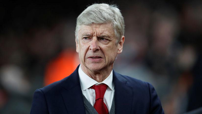 Arsene Wenger dimitirá como entrenador del Arsenal al final de la temporada