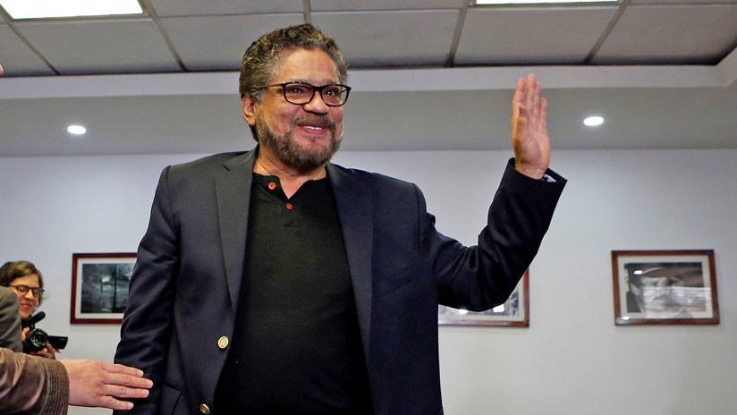Líder de la FARC se traslada al sur de Colombia mientras se aclara la detención de Jesús Santrich