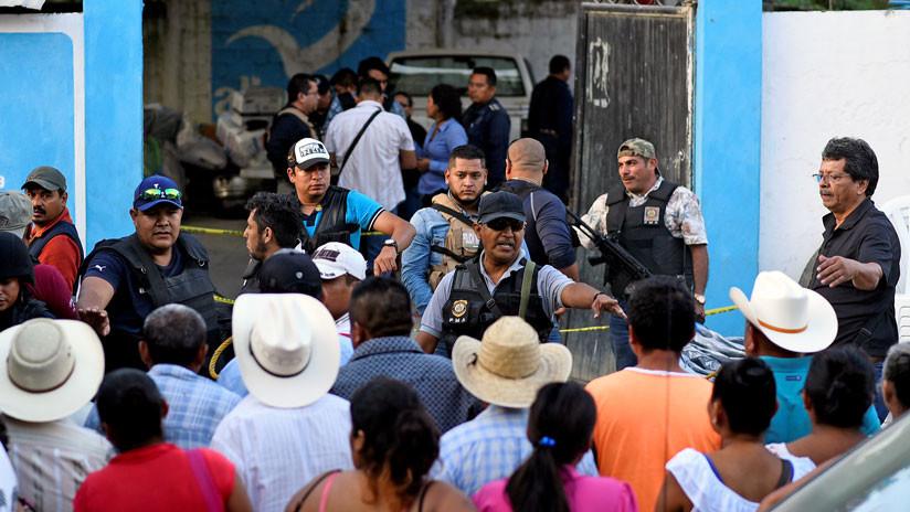 La violencia política en México: Un foco rojo encendido
