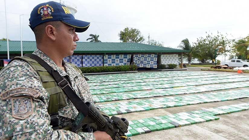 Fiscal general colombiano: Cártel de Sinaloa dispone de un brazo armado en frontera con Ecuador