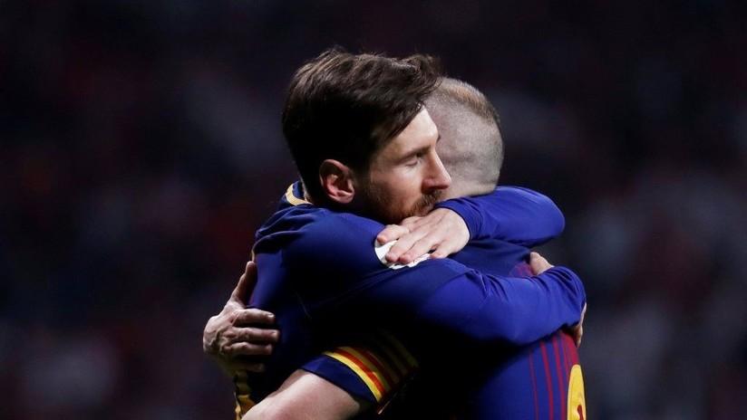 El Barcelona arrolla al Sevilla en la final de la Copa del Rey