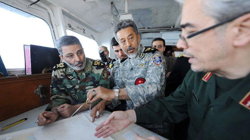 """Comandante iraní: """"Israel no tiene a donde escapar"""""""