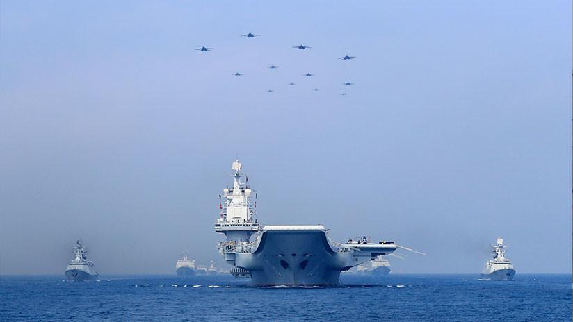 """Almirante de EE.UU.: """"Solo la guerra puede impedir que Pekín controle el mar de la China Meridional"""""""