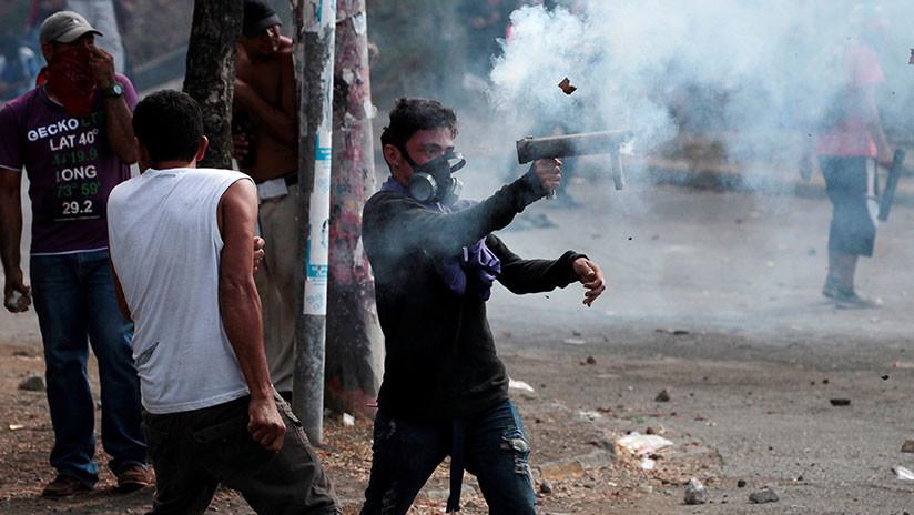 Muere de un disparo un periodista que cubría las manifestaciones en Nicaragua (FUERTES IMÁGENES)