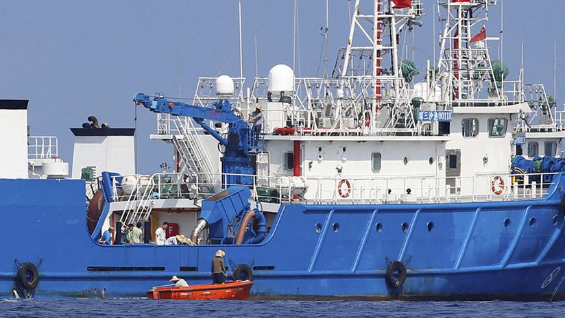 VIDEO: Un planeador submarino chino rompe el récord de inmersión oceánica en la fosa de las Marianas