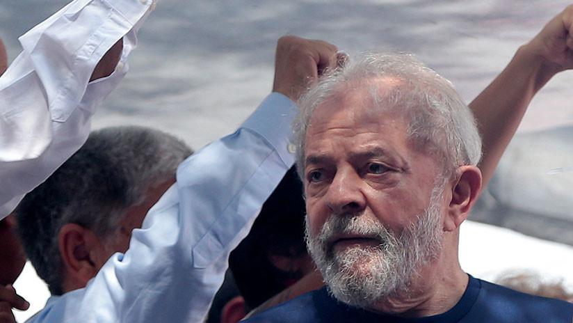 """Lula da Silva: """"No tengo miedo de las denuncias contra mí, porque soy inocente"""" (VIDEO)"""