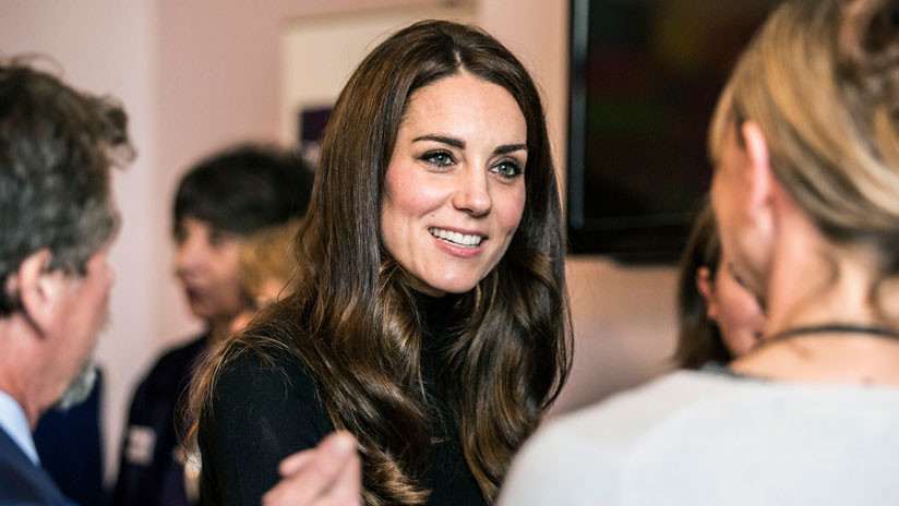 Kate Middleton, ingresada en un hospital para dar a luz