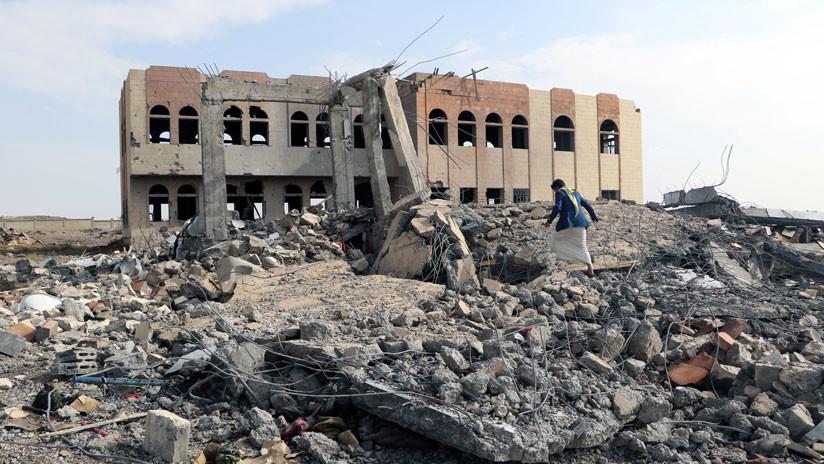 Varias decenas de muertos en un bombardeo de Arabia Saudita durante una boda en Yemen