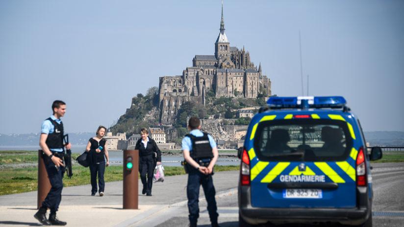 Francia: Detienen al hombre que causó la evacuación del Monte Saint-Michel tras jactarse en público