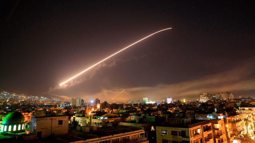 Rusia: El ataque de EE.UU. y sus aliados contra Siria socavó los pasos para un acuerdo pacífico