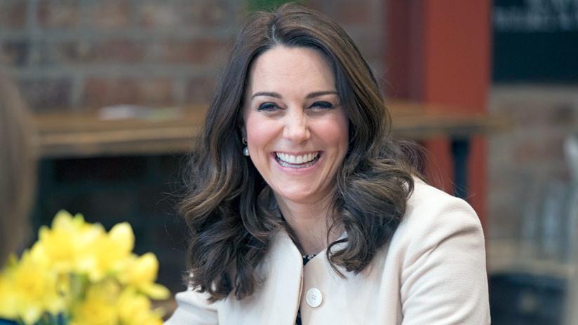 Kate Middleton da a luz un varón