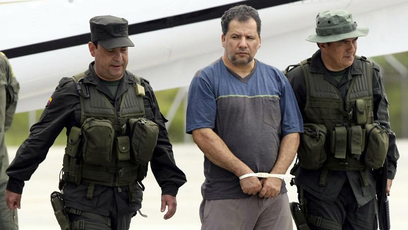 Colombia extradita al exjefe paramilitar 'Don Mario' a EE.UU.