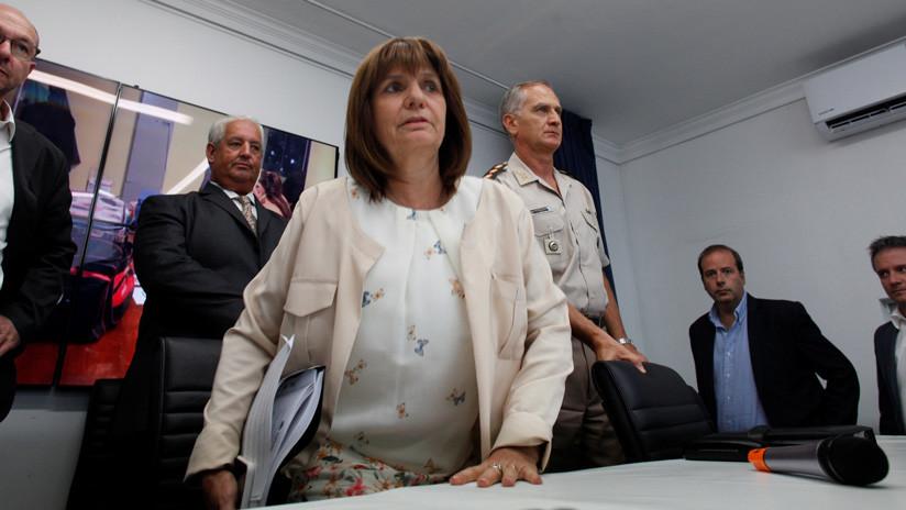 """Ministra de Seguridad argentina: """"Holanda es un narcoestado, sus mismos funcionarios lo dicen"""""""