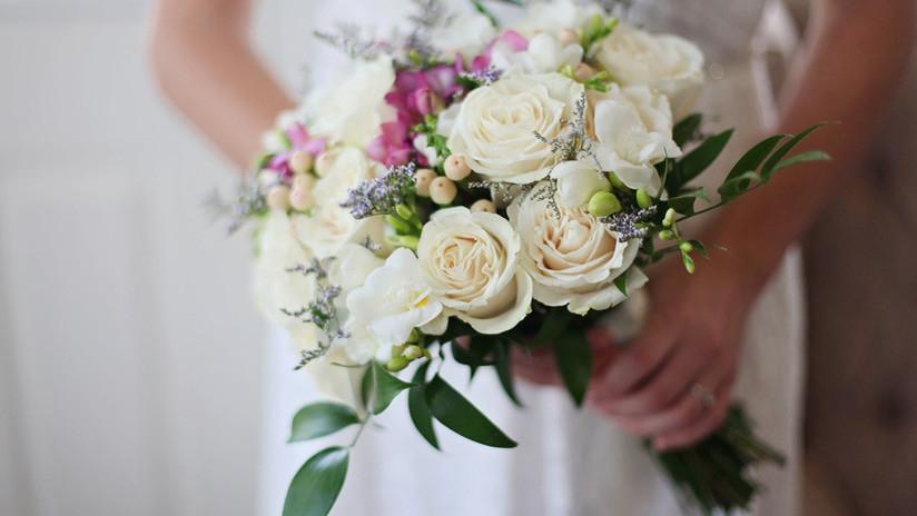 Novia mexicana llega de una manera inesperada a su boda y el video se hace viral
