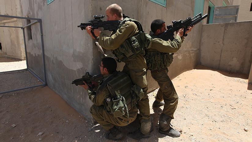 """""""Francotiradores israelíes están listos para atacar cualquier 'amenaza', incluso si es un niño"""""""