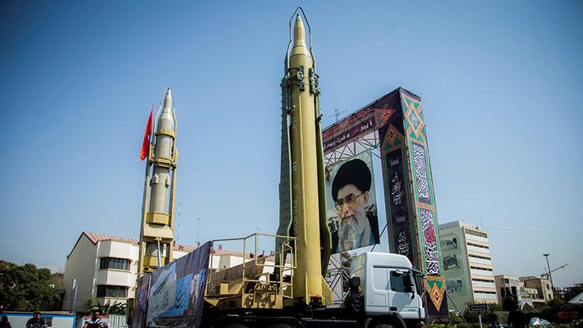 Irán advierte a EEUU que amenaza con descartarse del acuerdo nuclear