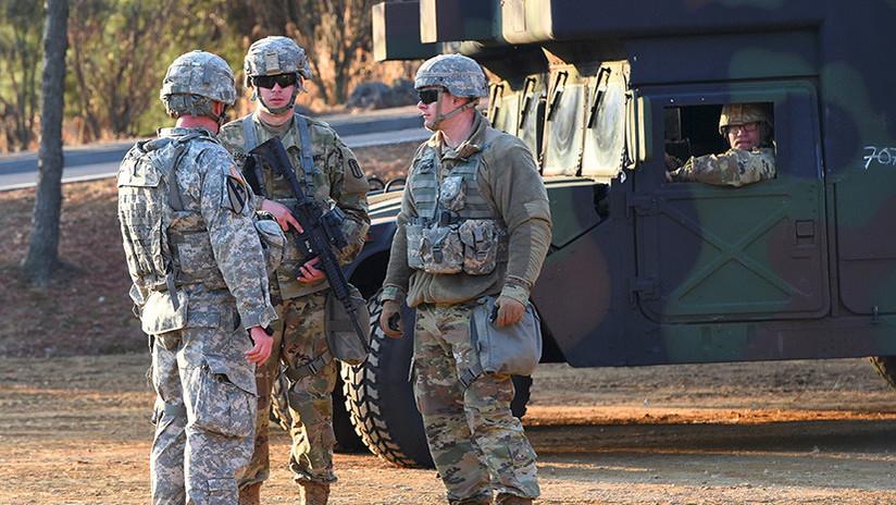Corea del Sur y EE.UU. ponen en marcha los ejercicios militares Key Resolve