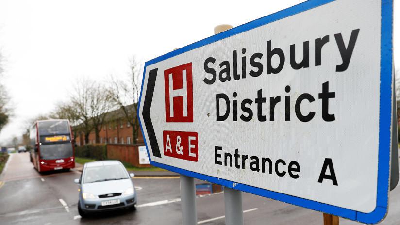 El Ejército británico empieza a limpiar Salisbury