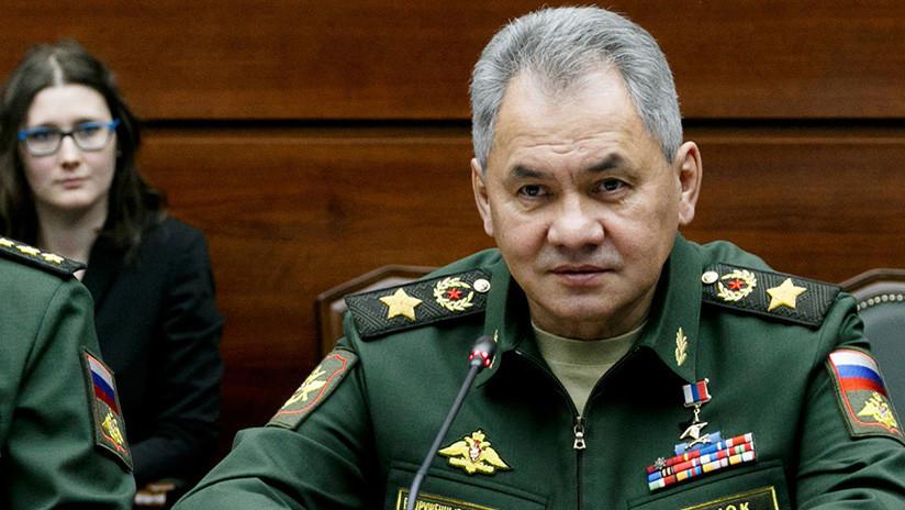 """Rusia: """"EE.UU. empuja a los países del mundo hacia una nueva carrera armamentista"""""""