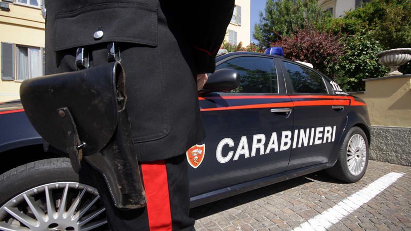 Italia: Detienen a presunto terrorista bosnio que viajaba a España con un arsenal en su auto (FOTOS)