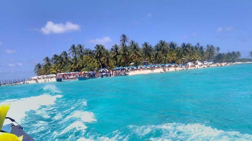 San Andrés: La hermosa isla que está más cerca de Nicaragua, pero pertenece a Colombia