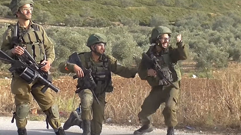 VIDEO: Denuncian que soldados israelíes se regodean tras disparar contra palestinos desarmados