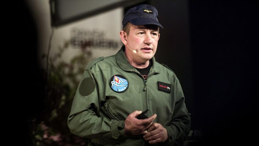 El inventor danés que decapitó a una periodista en un submarino es condenado a cadena perpetua