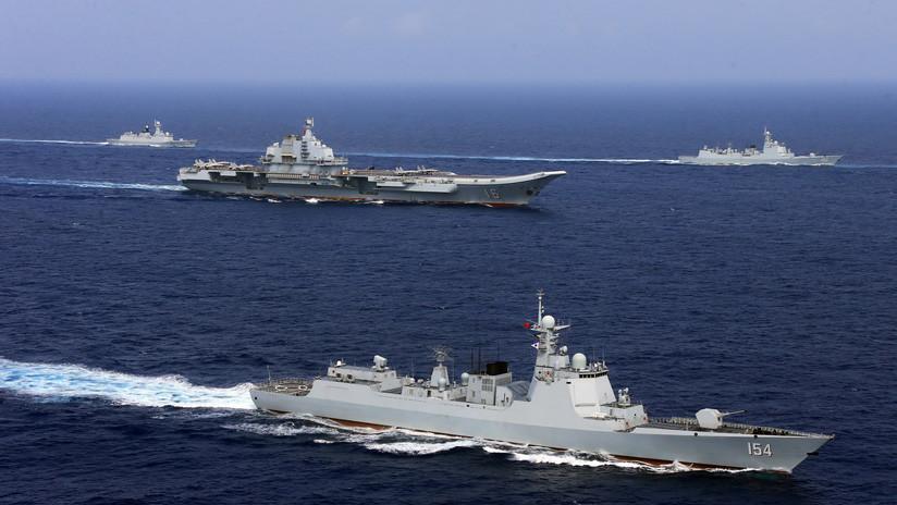 """China: """"Frustraremos cualquier intento separatista de Taiwán y defenderemos la integridad del país"""""""