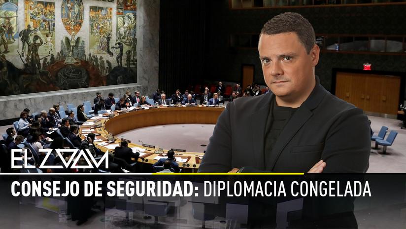 Consejo de Seguridad: Diplomacia congelada