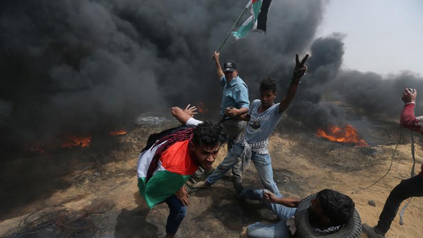 Un segundo periodista palestino muere tras recibir un disparo de un francotirador israelí