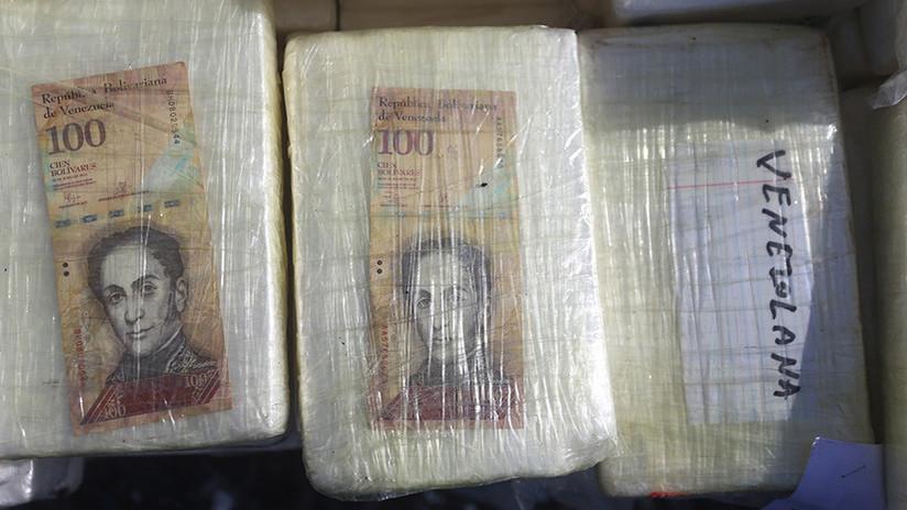 Venezuela da otro golpe al contrabando de billetes y la cotización ilegal del dólar